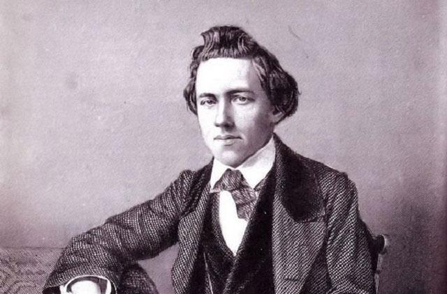 Paul Morphy portrait