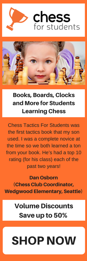 Chess for Students Ad
