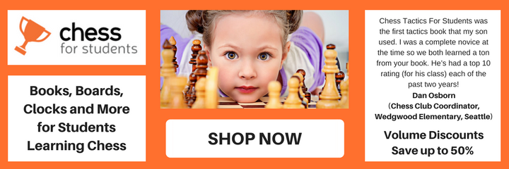 Chess for Students Shop Now