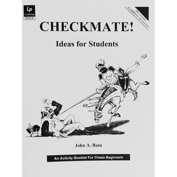 Checkmate! Ideas For Students workbook.