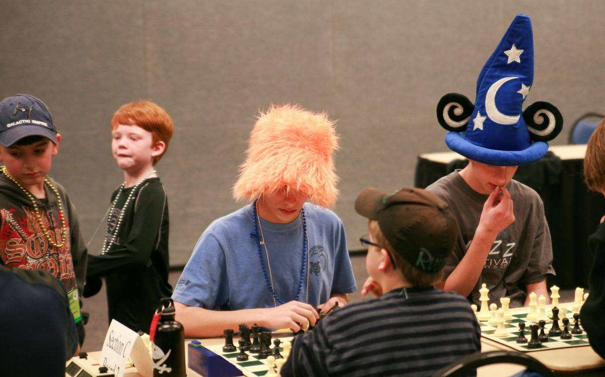 Bughouse Chess Costumes
