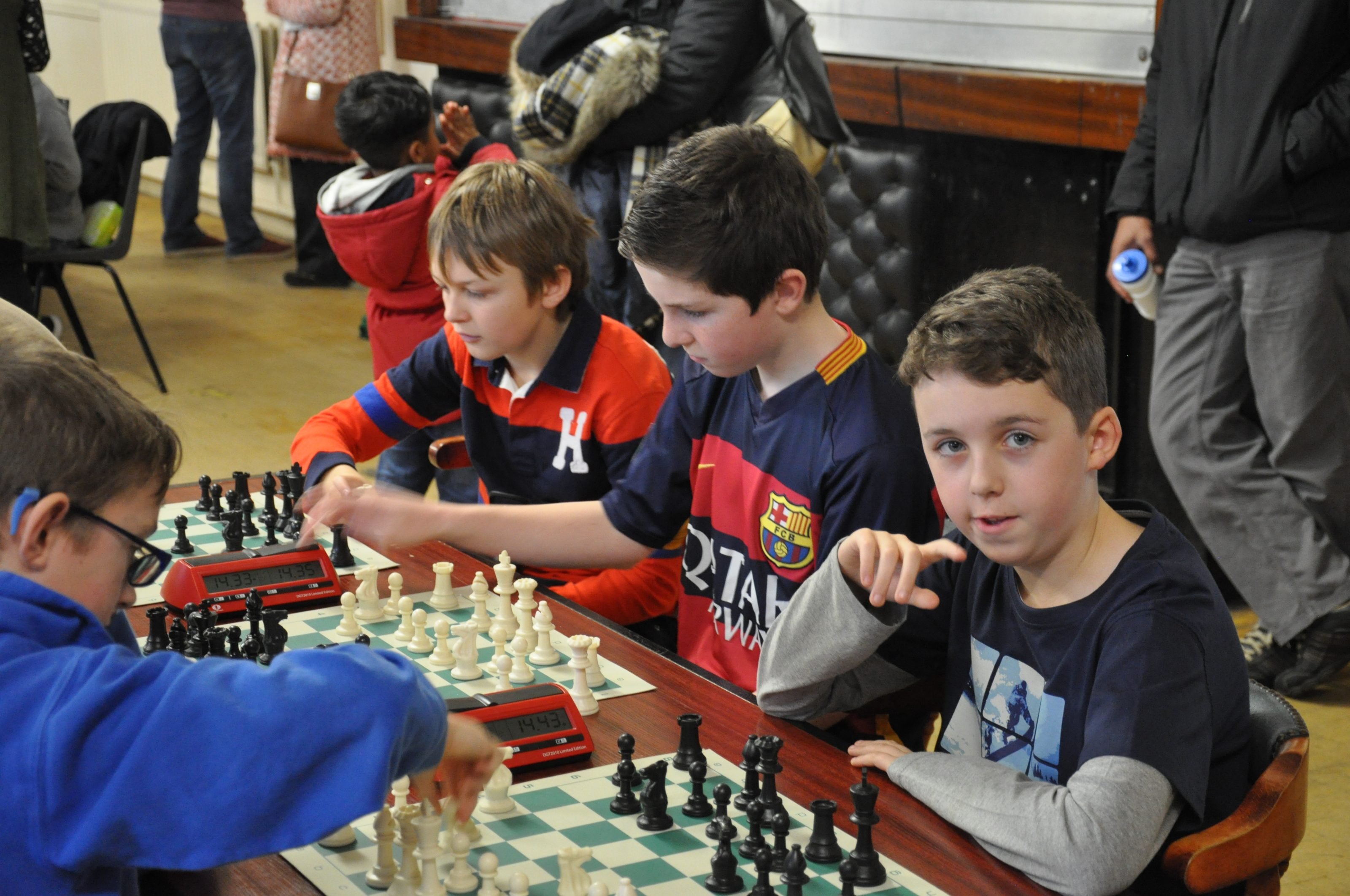 Chess Ladder Competition